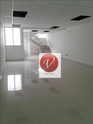 Prédio Comercial Para Locação, Vila Santa Teresa, Santo André. - Pr0061