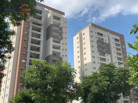 Apartamento Com 2 Dormitórios Para Alugar, 78 M² Por R$ 2.500/mês - Jardim Aquarius - São José Dos Campos/sp - Ap9372