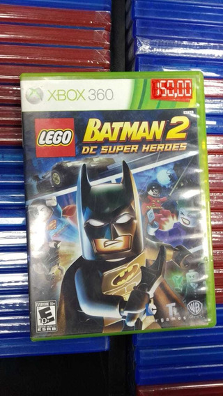 Lego Batman 2 Xbox 360 Original (frete 18 Reais)