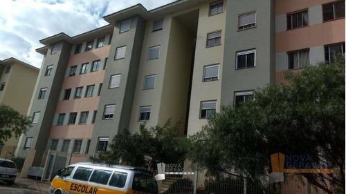 Apartamento À Venda, 43 M² Por R$ 130.000,00 - Morada Dos Alpes I - Caxias Do Sul/rs - Ap0432