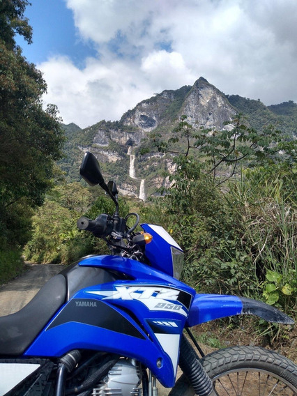Yamaha Xtz250 Mod 2015