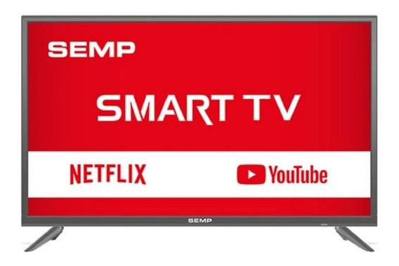 Smart Tv Semp 32 Polegadas Led Hd Hdmi Usb Prv Ready