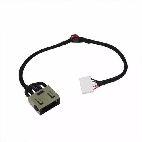 Jack Power Pin Entrada Lenovo Dc30100lg00 G50 G40 Z50 Z40