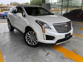 Cadillac Xt5 3.7 Platinum Piel Quemacocos Panorámico Gps2017