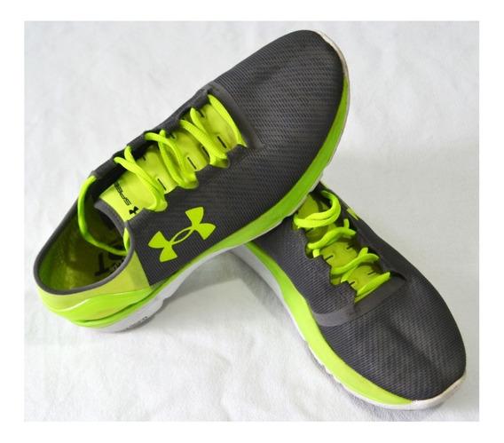 Tenis Under Armour Charged Run Speedform Talla 27cm Original