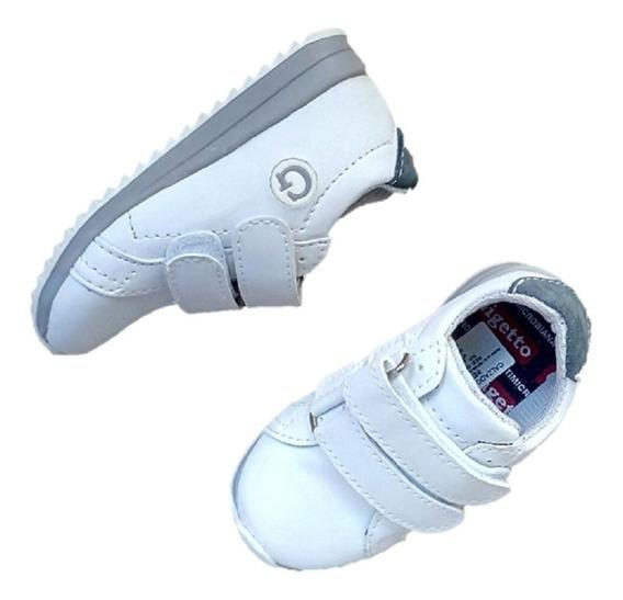 Promoción Zapato Colegial Escolar Gigetto