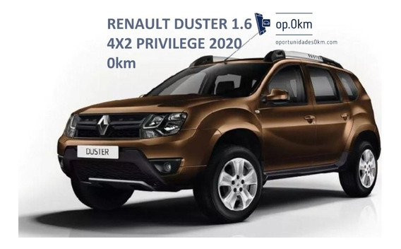 Renault - Duster - 1.6 4x2 Privilege - 2020 - 0km