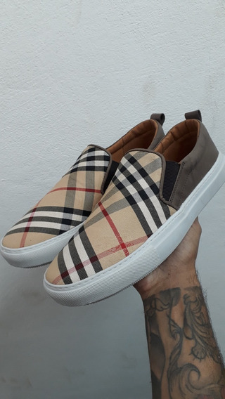 Sapatênis Slip Burberry Shoes 3