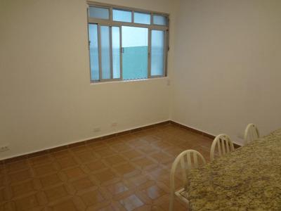 Lindo 1 Dormitório, Boqueirão, Santos. - Ap4040