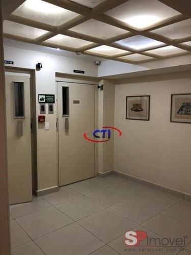Imagem 1 de 23 de Apartamento À Venda, 95 M² Por R$ 360.000,00 - Centro - São Bernardo Do Campo/sp - Ap3405
