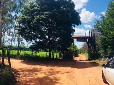 Rancho (na Beira Do Rio Tiete/dourado) 1.822m²