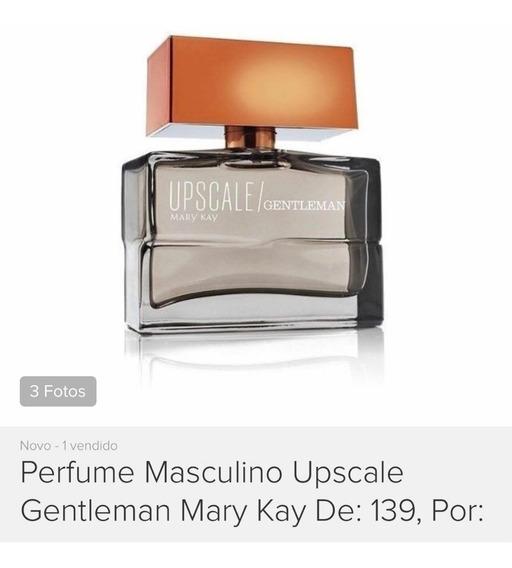 Upscale Perfume Masc Mary Kay Imp Mega Desconto De 134 Por