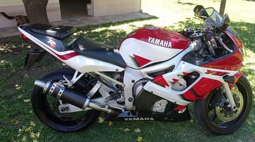 Yamaha  R6 Yzf 2001