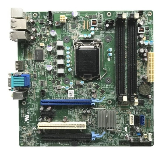 Placa Mãe Dell Optiplex 790 J3c2f 0j3c2f
