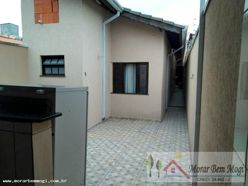 Casa Para Venda Em Mogi Das Cruzes, Vila Municipal, 2 Dormitórios, 1 Suíte, 2 Banheiros, 2 Vagas - 3113_1-961513