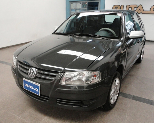 Volkswagen Gol Sd 1.9 Diesel 5 Puertas Gris Oscuro