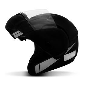 Capacete Moto Ebf Robocop Articulado Masculino Cores Tamanho