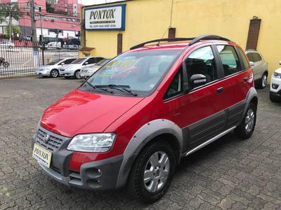 Fiat Idea Adventure Automatica 2010 Km 80000 Unica Dona