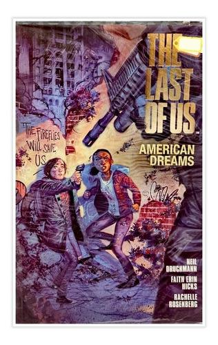 The Last Of Us - American Dreams Tpb - Editorial Kamite