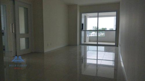 Imagem 1 de 30 de Apartamento Com 3 Dormitórios À Venda, 107 M² Por R$ 1.153.017,99 - Parque São Jorge - Florianópolis/sc - Ap3058