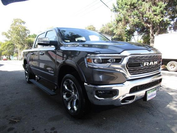 Dodge Ram 1500 4p Limited Ta,a/ac.,qcp,gps,ra22 4x4