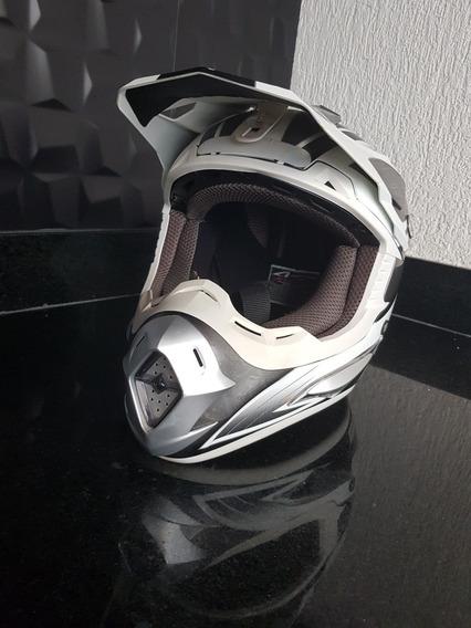 Capacete Astone Helmets Modelo Mx Tamanho 58