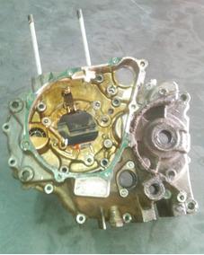 Carcaça Motor Honda Cg150 Titan Ks Numerada C Nf Usada Orig