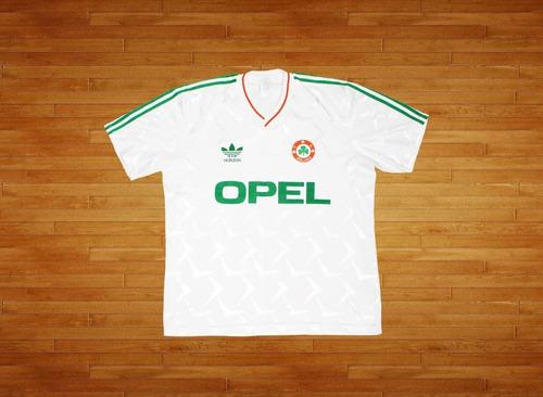 Literatura guisante hélice  Camiseta adidas Irlanda 1990-92 Visita, Xl, Vintage, Usada | Mercado Libre