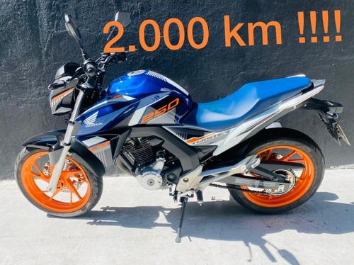 Imagem 1 de 12 de Honda Twister 250 2020