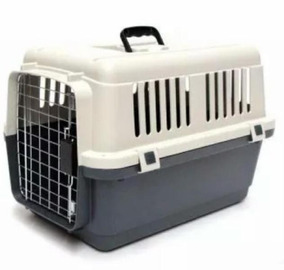 Jaula Transportadora Homologada Kennel Perros/gatos -mediana