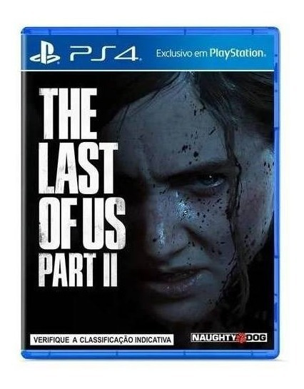 The Last Of Us Part 2 Mídia Física Em Português Do Brasil