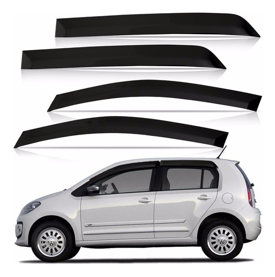 Calha De Chuva Vw Up 2014 2015 4 Portas