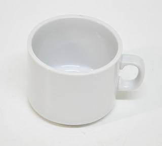 Taza Chica Te Cafe Doble Porcelana Tsuji