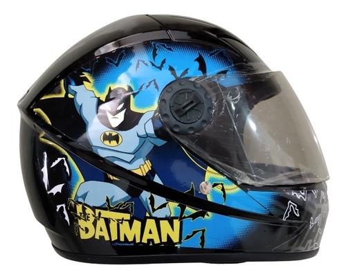 Casco Niño Batman