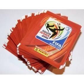 6 Envelopes Pacote Figurinhas Lacrado Album Copa 2010