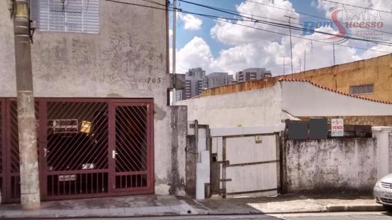 Terreno Residencial À Venda, Vila Invernada, São Paulo. - Te0177