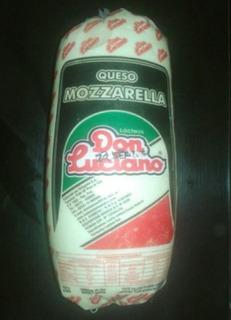 Muzzarella Don Luciano Cilindro De 3kg