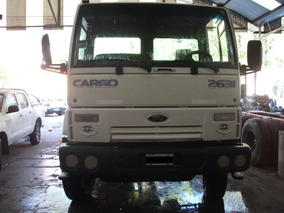Ford Cargo 2631 6x4 Año 2007