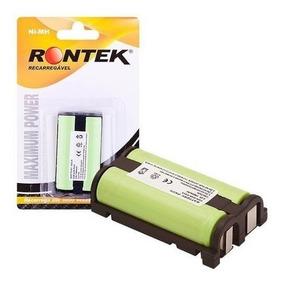 Bateria P/tel. Panasonic 2,4v 1500mah Nimh Hhr-p513 Rontek