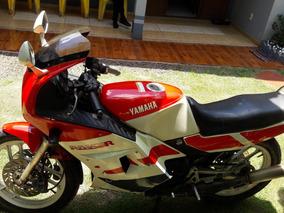 Yamaha Rd 350r Branca/vermelha, 1993/1993.