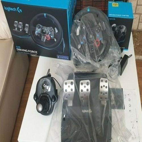 Nuevo  Original Logitech G29 Wheel Pedal Driving