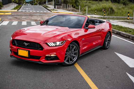 Ford Mustang Ford Mustang Gt 5.0 Premium 2016