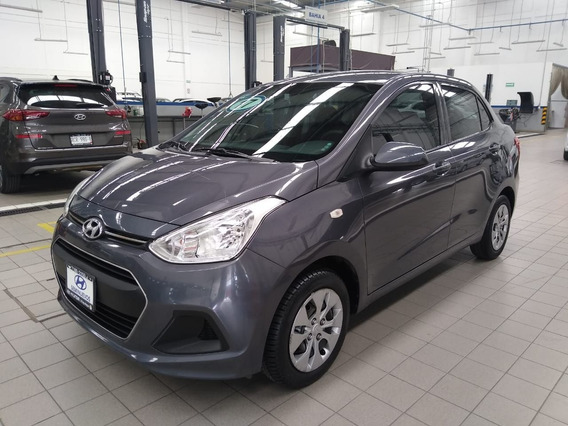 Hyundai Grand I10 2017 1.2 Gl Mid Sedan Mt