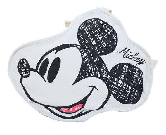 Bolsa Rosto Mickey - Disney