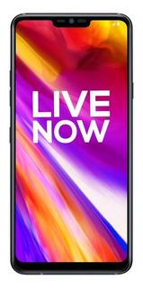 LG G7 ThinQ Dual SIM 64 GB Aurora black 4 GB RAM