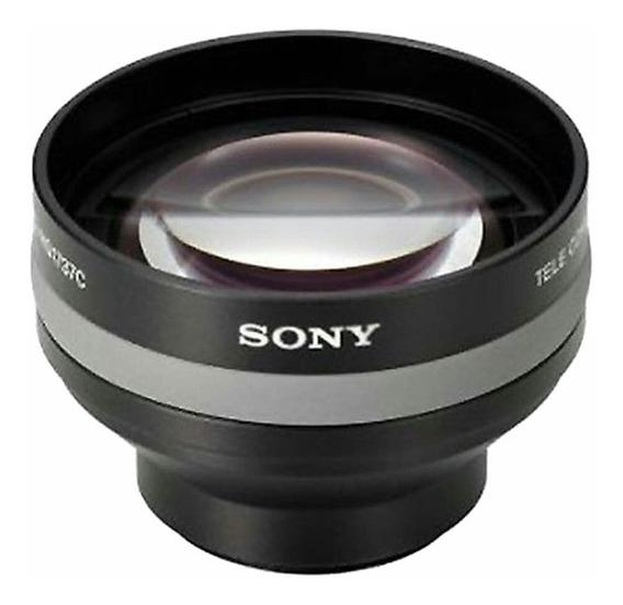 Lente De Conversion Vcl-hg1737c Para Video Grabadora Sony