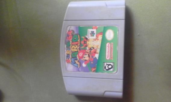Jogo Para Nintendo 64, Super Mario