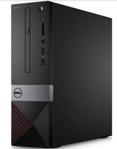 Cpu Dell Vostro Core I5 - 8gb Ram - Ssd 250gb - Hdd 1tb