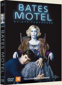 Dvd Bates Motel - Quinta Temporada (3 Dvds)