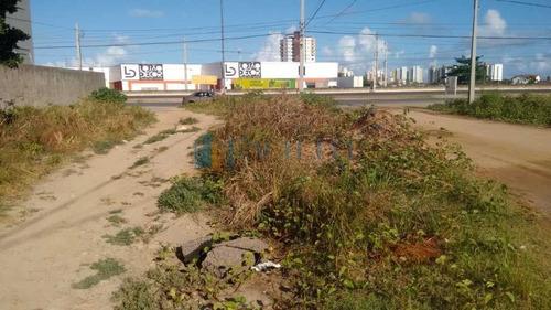 Terreno A Venda, Cabedelo - 34020